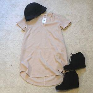 Pink Shift Dress - Nordstrom